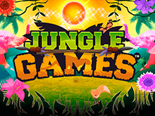Jungle Games – игра с широкими возможностями и перспективами